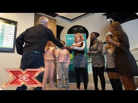 Preview: The Girls get a special surprise in Dublin | Judges' Houses | The X Factor 2017