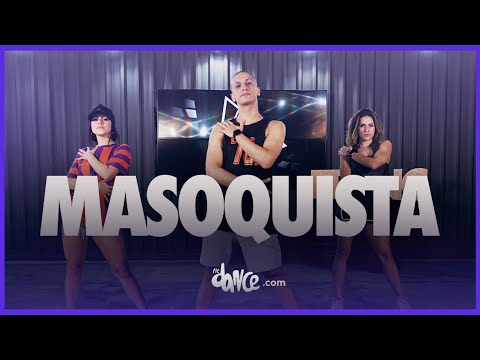 Masoquista – Tempo x Nicky Jam | FitDance Life (Official Choreography) | Dance Video