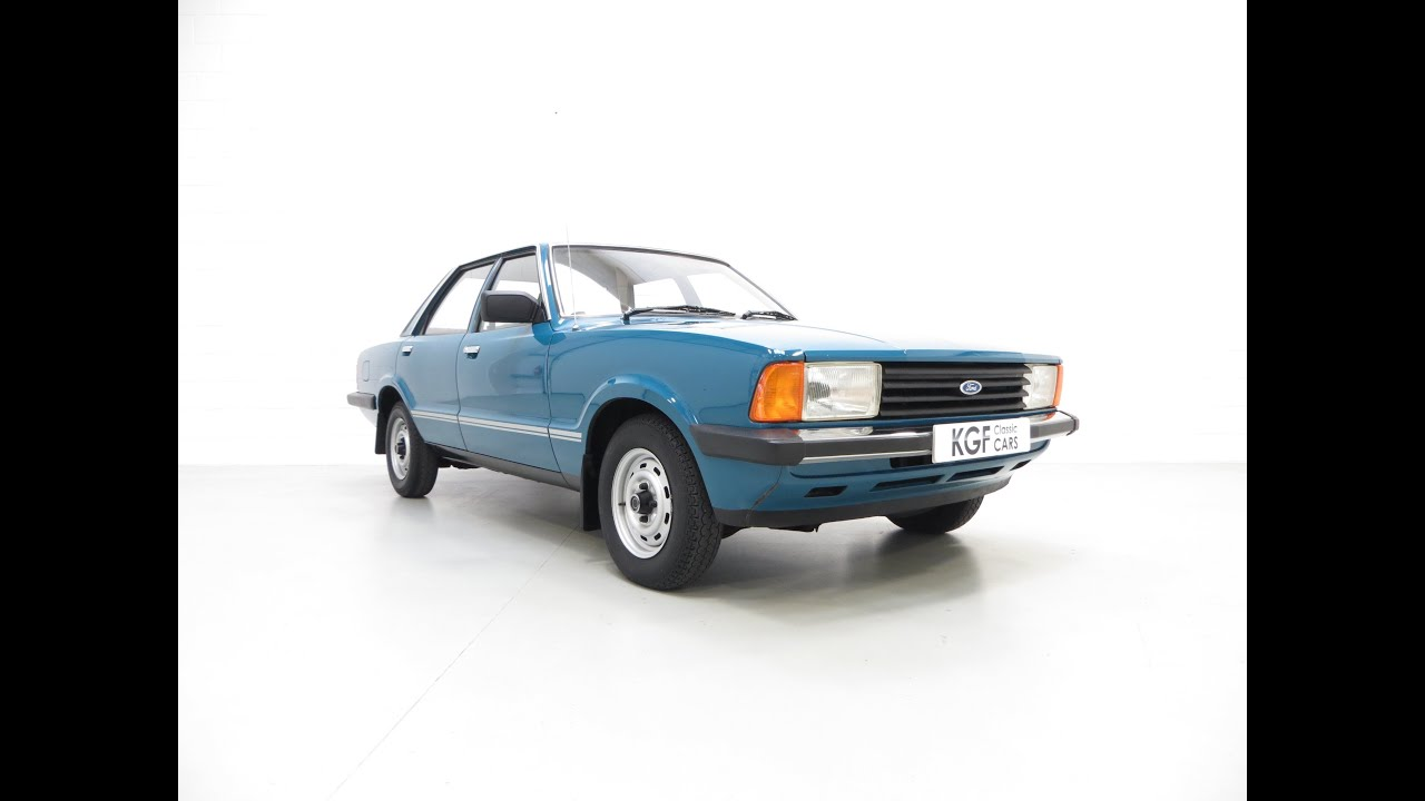a superb original ford cortina mk5 1600l with an incredible 28,966