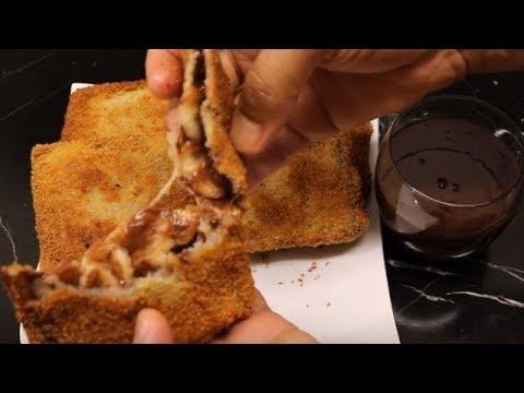 beignet-de-pain-de-mie-banane-et-chocolat-facile-(cuisinerapide)
