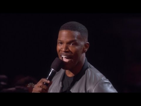 Jamie Foxx Blasted for Bruce Jenner Joke at iHeart Radio Music Awards