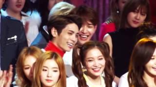 Taemin & Naeun [TaEun] || APINK & SHINEE