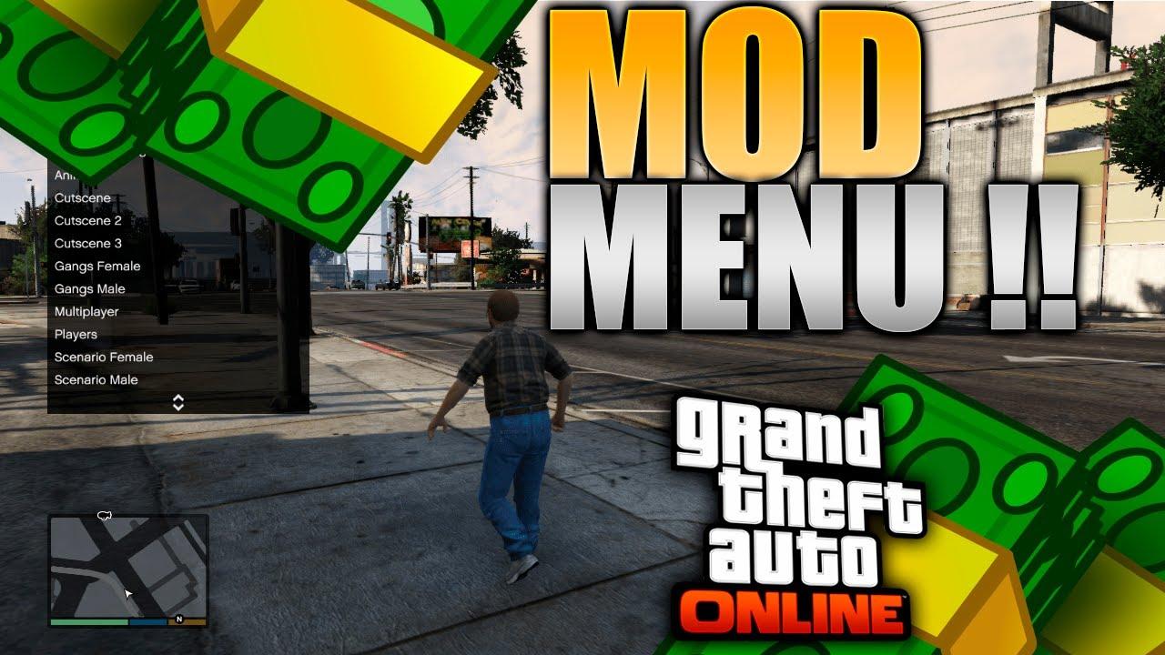 Gta 5 online nuevo mod menu sin ps3 pirata como darse for Cuarto personaje gta 5