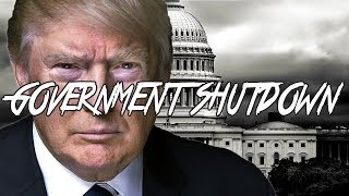 On the Government Shutdown and Donald Trump