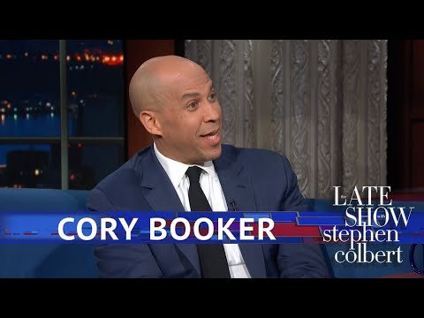 Sen. Cory Booker Reacts To Manafort's Sentencing