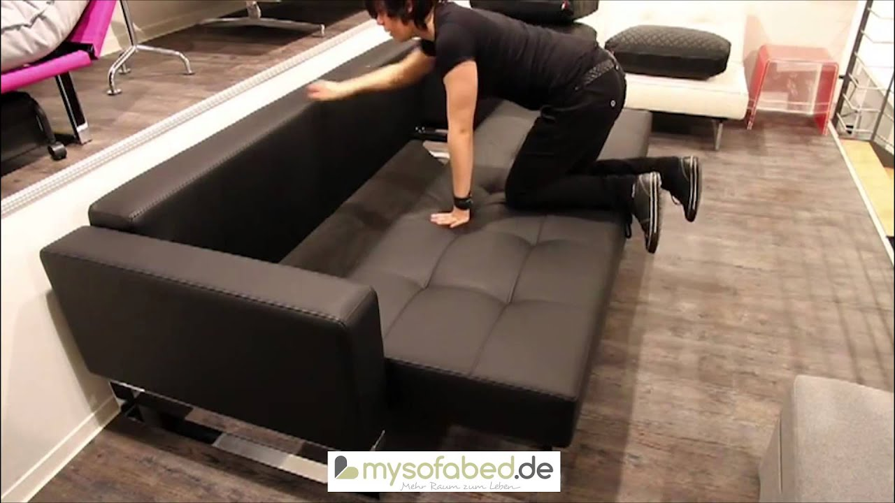 zweisitzer schlafsofa federkern m belideen. Black Bedroom Furniture Sets. Home Design Ideas