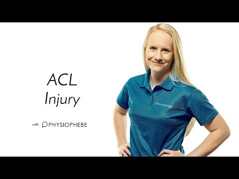 ACL Injury With Physio Phebe
