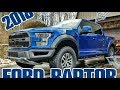 Girl jumps brand NEW FORD RAPTOR!!