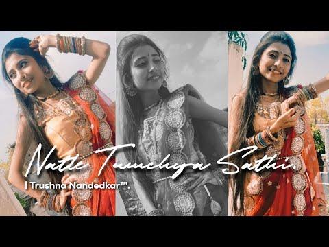 Download Natle Tumchya Sathi   Dance Cover   Trushna Nandedkar.