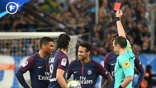 Le gros coup de gueule de Neymar après OM-PSG   Revue de presse