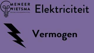 Video Natuurkunde uitleg Elektriciteit 4: Vermogen download MP3, 3GP, MP4, WEBM, AVI, FLV Juli 2018