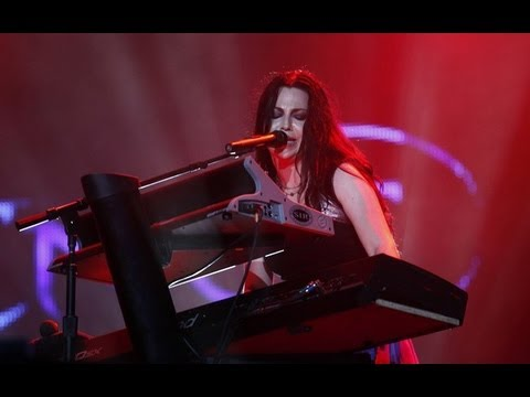 Evanescence  My Immortal Rock In Rio 2011