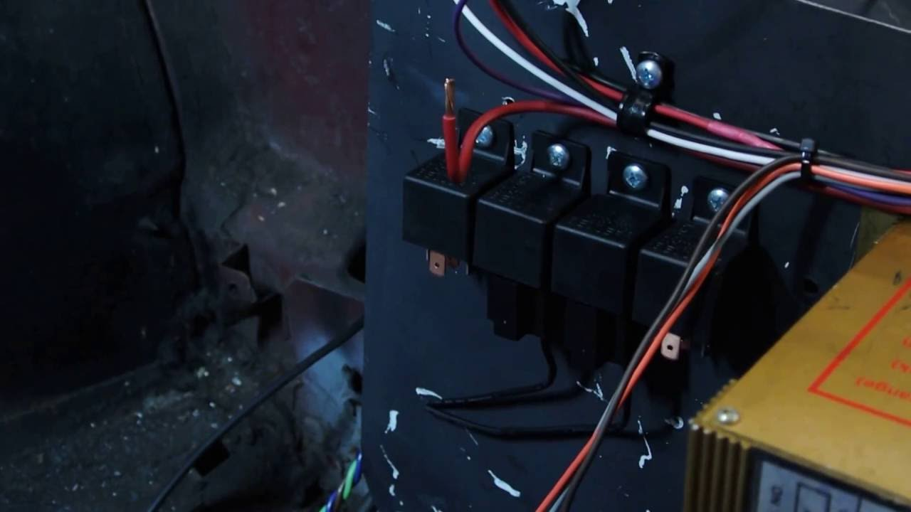 hight resolution of nitrous wiring part 1