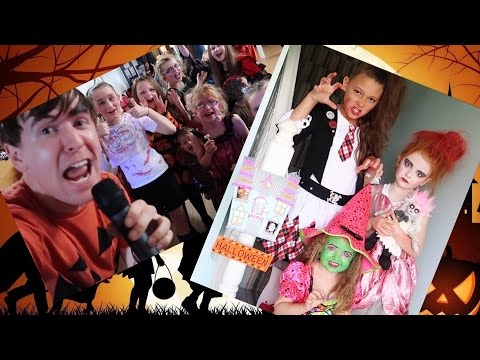 ** HALLOWEEN PARTY SPECIAL!! ** 🎃🕸