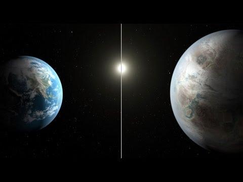 НОВОСТИ. Фантастика становится реальностью в космосе найден близнец Земли