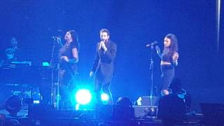 MARCO MENGONI, PALALOTTOMATICA,ROMA 25-11-2016 - ONE DANCE/ONDE