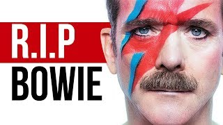 David Bowie RIP - Chris Hadfield on Space Oddity | London Real