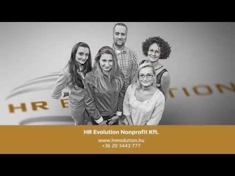 Animációs videó segítségével lényegre törően és látványosan mutathatja be vállalkozását. Így tett a HR Evolution Kft is.