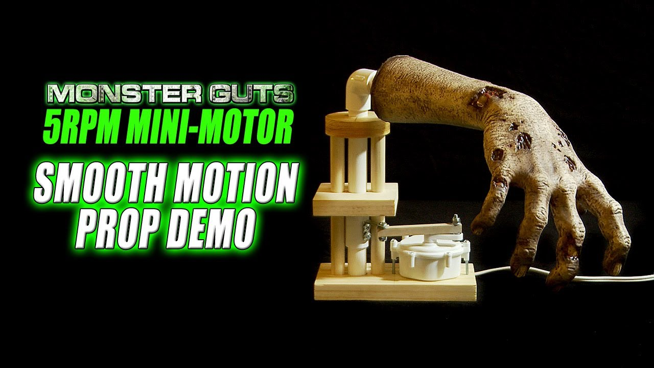 maxresdefault monster guts mini motor motion demo example youtube  at suagrazia.org