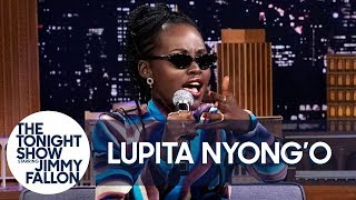 "Lupita Nyong'o's Rapping Alter Ego ""Troublemaker"" Freestyles"