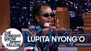 """Lupita Nyong'o vereerd door nummer van Beyoncé: """"Queen B had me niks verteld"""""""