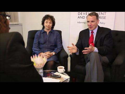 Interview with Edward Glaeser and Ann Bernstein on cities
