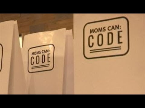 New movement to build community of mom coders