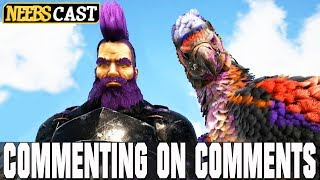 Thick is PISSED!!! Commenting on Comments (Ark Gameplay) thumbnail