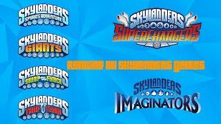 Ranking All Skylanders Games