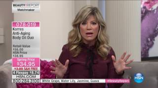 HSN | Beauty Report with Amy Morrison 02.09.2017 - 07 PM