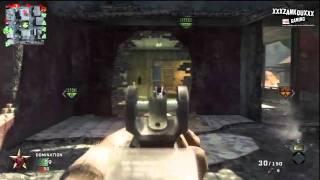 Call of Duty: Black Ops [Video 11] Commando Dual Mag - Domination Gameplay on Cracked [52-8]