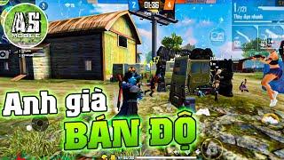 [Garena Free Fire] Khi Anh Già Beerus Là Nội Gián Cho AS!!! | AS Mobile