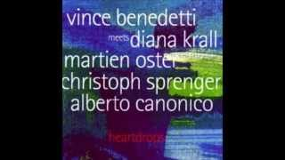 Sunshine Express - Vince Benedetti Featuring Diana Krall