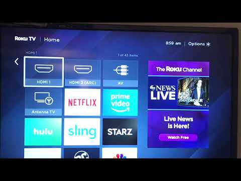 Review of a Sanyo Roku Tv