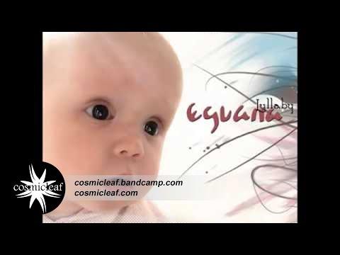 Eguana - Seven floating particles // Cosmicleaf.com