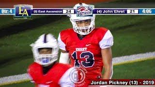 John Ehret vs. East Ascension - Last-Minute Throw Decides Class 5A Quarterfinals