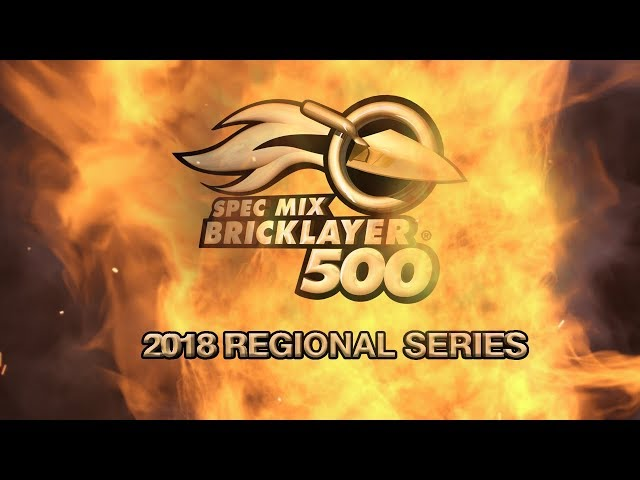 SPEC MIX BRICKLAYER 500® Regional Series Promo Video