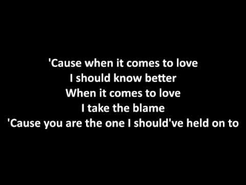 Foreigner - When It Comes To Love with lyrics