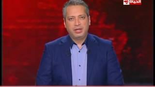 بالفيديو.. تامر أمين ينتقد مصر ويوجه تحية لدولة قطر