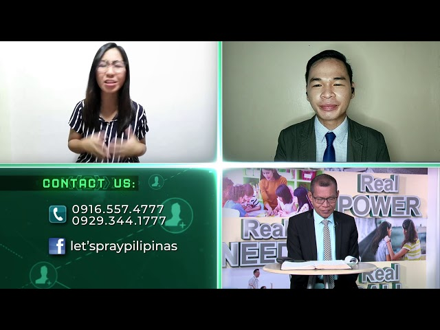 LIVE! Let's Pray Pilipinas - July 27, 2021