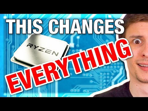 New AMD Ryzen CPUs STOMP Intel! - This Changes Everything!