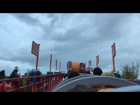 Slinky Dog Dash - Full Ride
