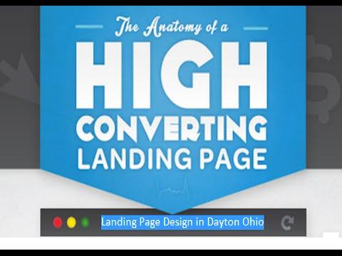 Landing Page Design | Dayton Ohio | Landing Page Designer