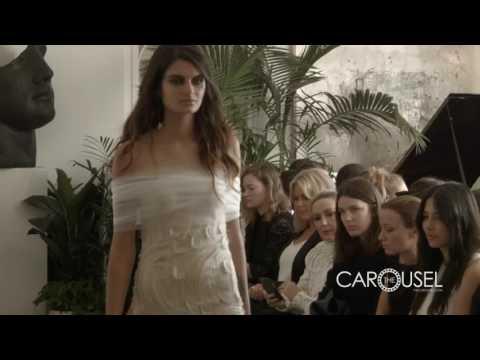 Delta Goodrem Closes The Spectacular Carla Zampatti Show