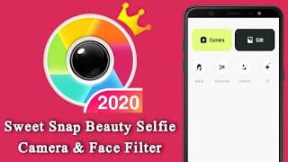 Sweet Snap - Beauty Selfie Camera & Face Filter 2020 screenshot 1