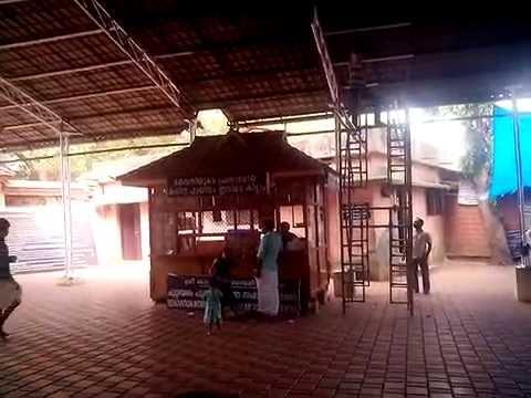 Kadampuzha Temple, Malappuram,  Kerala