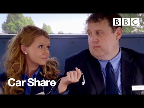 Hedgehog havoc! How Car Share's final episode ended | Peter Kay | Sian Gibson - BBC