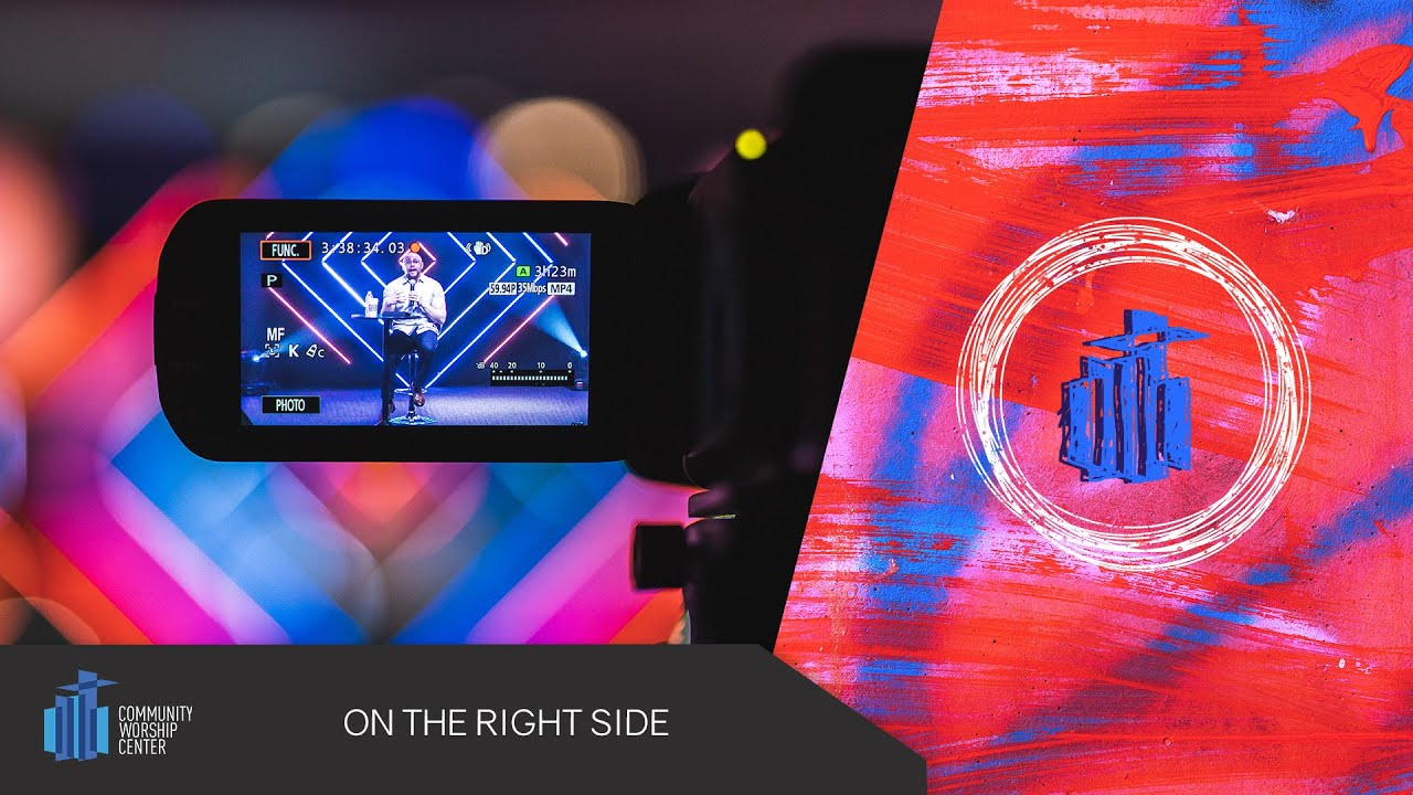 On the Right Side | Pastor Jonathan Shaffer
