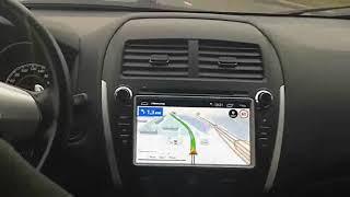 Яндекс Навигатор на Navipilot DROID2 прошивка 2.443 GPS FIX New