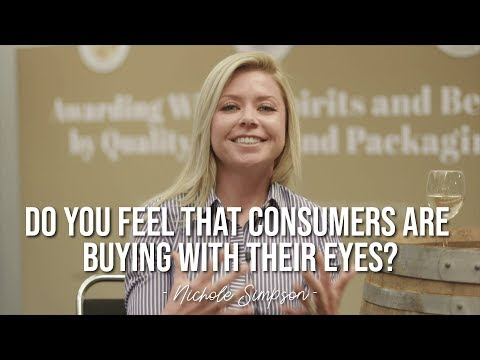 Do You Feel That Consumers Are Buying With Their Eyes?